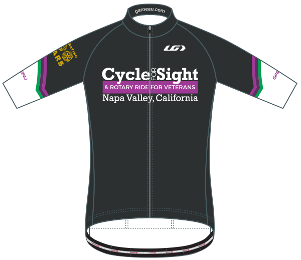 Cycle for Sight Jersey